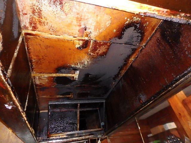 厨房排気系統保守清掃