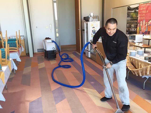 ホテル・旅館・公共施設・福祉施設・病院清掃